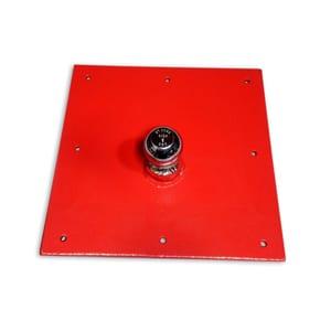 Ball-mount-plate