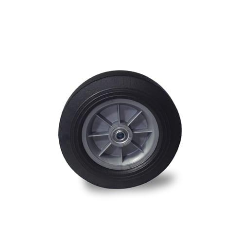 Wheel-flat-free